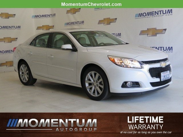Used 2015 Chevrolet Malibu LT w/3LT (DISC) Sedan in Fairfield CA