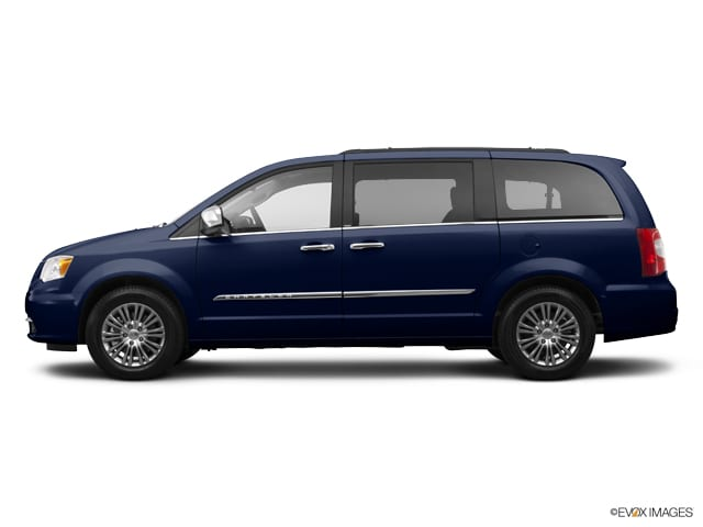 Used 2014 Chrysler Town & Country Touring Van in Fairfield CA
