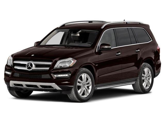Used 2014 Mercedes-Benz GL-Class GL 450 4MATIC GL 450 in Fairfield CA