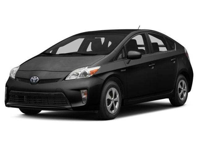 Used 2015 Toyota Prius Four Hatchback in Fairfield CA