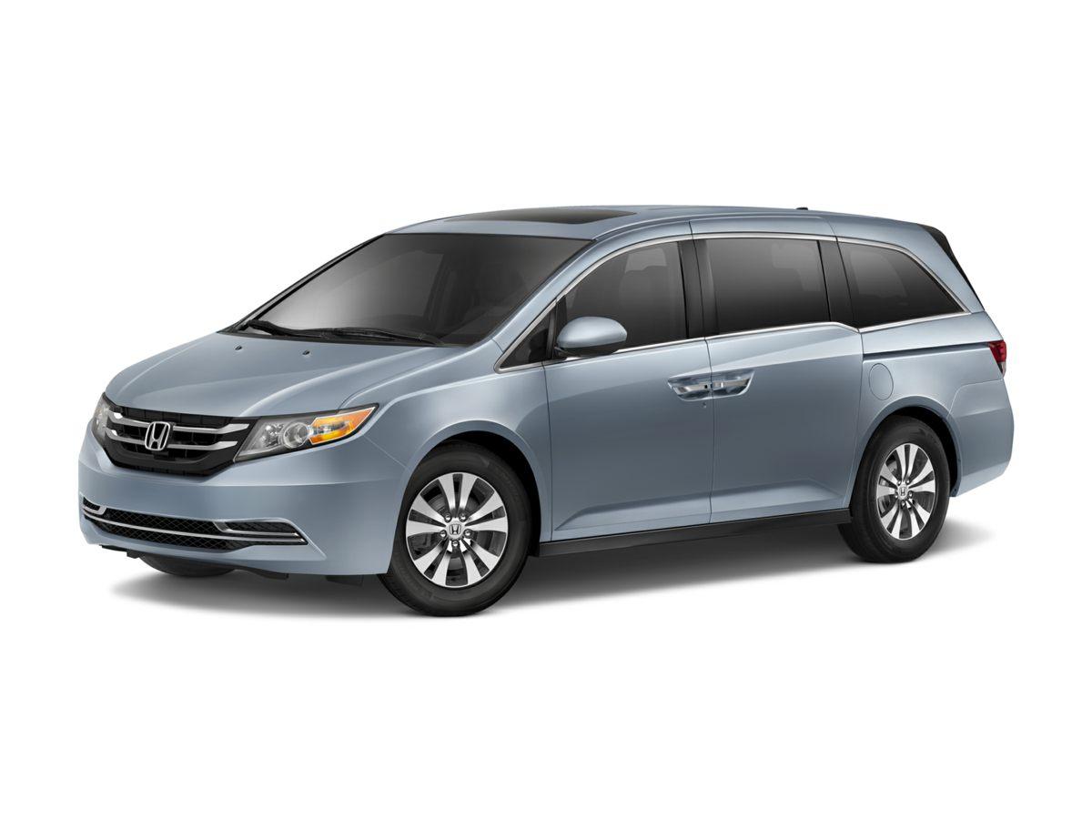 2014 Honda Odyssey EX-L Van in Denver
