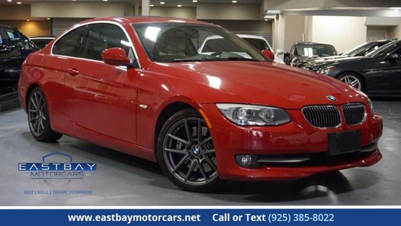 2012 BMW 3 Series 335i 2dr Coupe