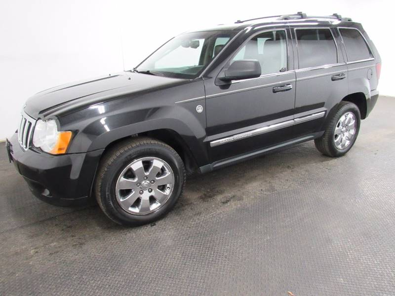 2009 Jeep Grand Cherokee 4x4 Limited 4dr SUV
