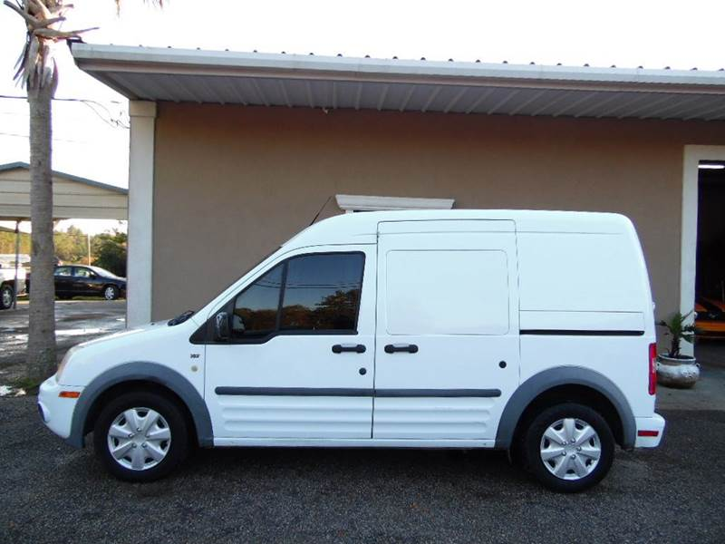 2012 Ford Transit Connect XLT 4dr Cargo Mini-Van w/Rear Glass