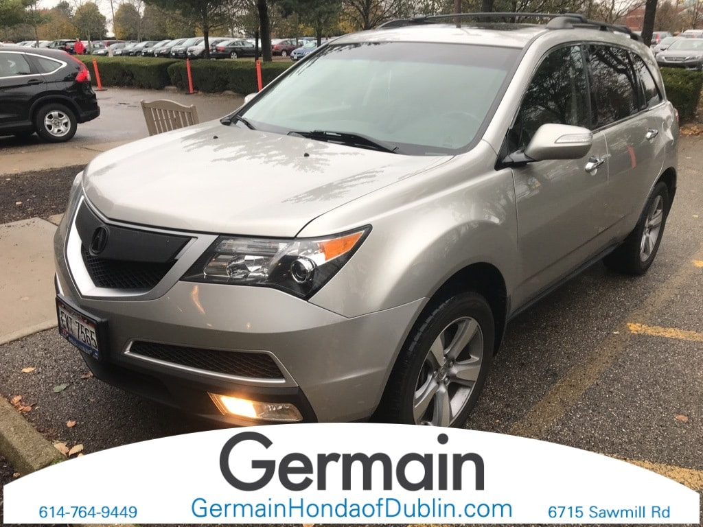 Used 2012 Acura MDX 3.7L For Sale Dublin OH | Stock# H180419A
