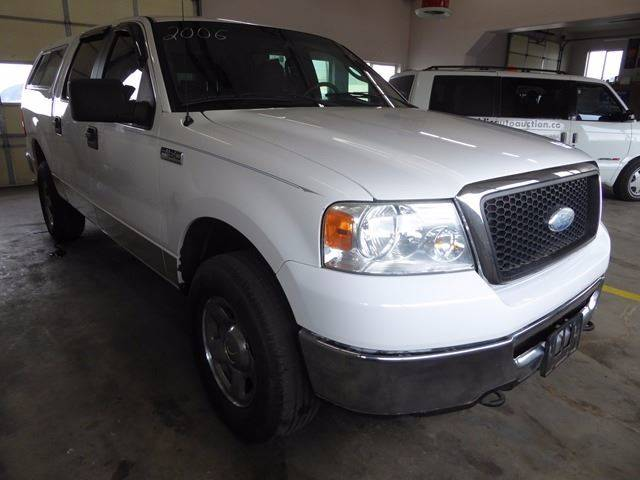 2006 Ford F-150 XLT 4dr SuperCrew 4WD Styleside 5.5 ft. SB