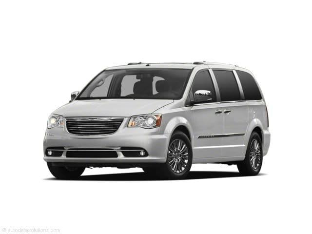 2011 Chrysler Town & Country Touring Van LWB Passenger Van in Burnsville, MN.