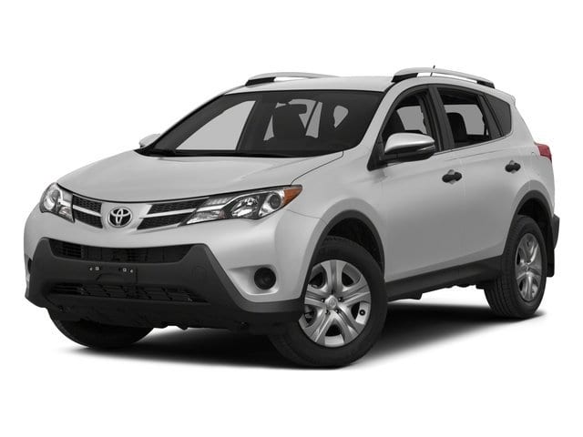Used 2015 Toyota RAV4 LE for sale in Langhorne PA