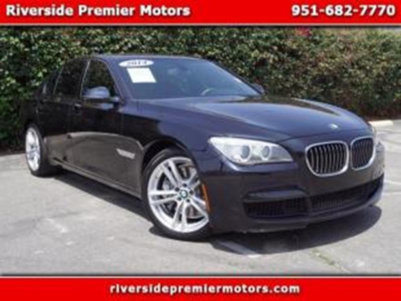 2014 BMW 7 Series i