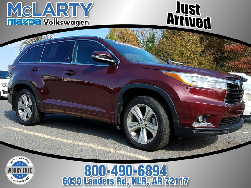 Pre-Owned 2016 TOYOTA HIGHLANDER Sport Utility