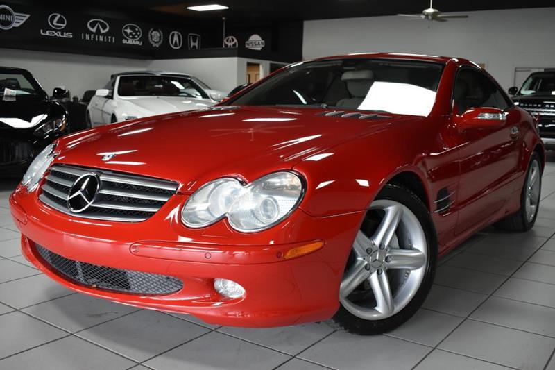 2006 Mercedes-Benz SL-Class SL 500 2dr Convertible