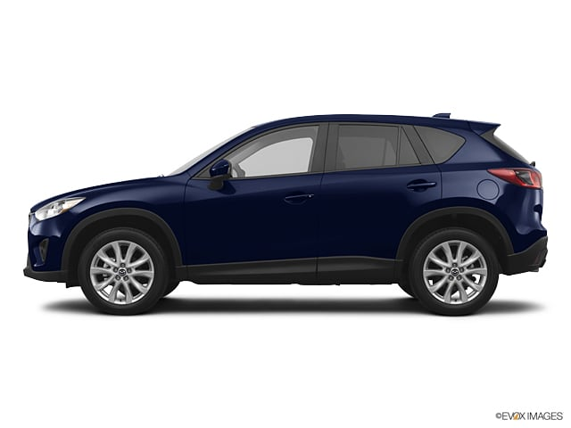 2013 Mazda CX-5 Touring With Moonroof Bose Package