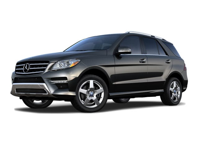 Used 2015 Mercedes-Benz M-Class ML 400 4MATIC in Houston