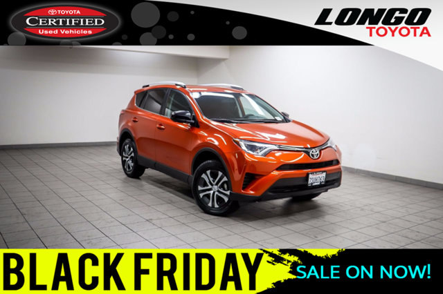 Certified Used 2016 Toyota RAV4 FWD LE in El Monte