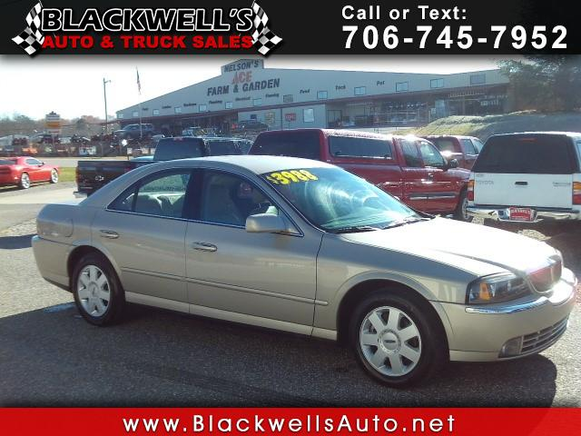 2005 Lincoln LS V6 Appearance