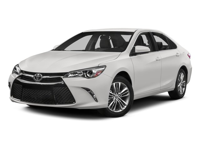 Pre-Owned 2015 Toyota Camry SE Front Wheel Drive Sedan