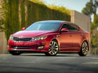 2015 Kia Optima SX Turbo FWD Sedan I-4 cyl