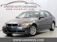 2006 BMW 3 Series 325xi AWD - 1 Owner - Leather - Sunroof - Heated Seats - Decent Control