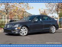 Pre-Owned 2013 Mercedes-Benz C 350 Rear Wheel Drive SEDAN
