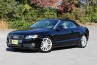 2010 Audi A5 AWD 2.0T quattro Premium Plus 2dr Convertible