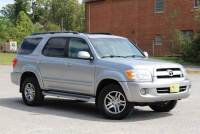 2007 Toyota Sequoia SR5 4dr SUV 4WD