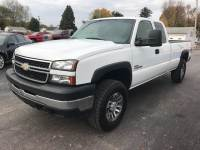 2006 Chevrolet Silverado 2500HD Work Truck 4dr Extended Cab 4WD LB