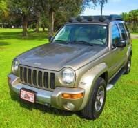 2003 Jeep Liberty Renegade 4dr SUV