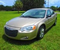 2004 Chrysler Sebring Limited 4dr Sedan
