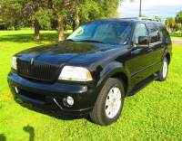 2003 Lincoln Aviator Luxury 4dr SUV