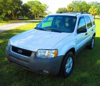 2001 Ford Escape XLT 2WD 4dr SUV