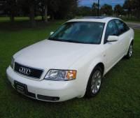 2001 Audi A6 2.8 4dr Sedan