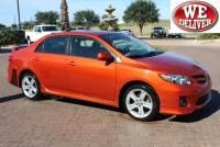 Certified 2013 Toyota Corolla S Sedan For Sale