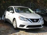 Certified Pre-Owned 2017 Nissan Sentra Front Wheel Drive 4dr Car