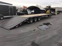 2018 Load Trail 40' Tri Axle Gooseneck Hydro D