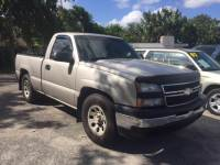 2006 Chevrolet Silverado 1500 LS 2dr Regular Cab 6.5 ft. SB