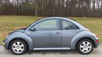 2003 Volkswagen New Beetle GLS 2dr Coupe