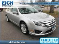 2011 Ford Fusion Hybrid Base Front-wheel Drive