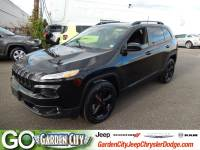 Certified Used 2016 Jeep Cherokee Altitude 4WD Altitude *Ltd Avail* For Sale   Hempstead, Long Island, NY
