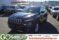 Certified Used 2017 Jeep Cherokee Limited Limited 4x4 For Sale | Hempstead, Long Island, NY