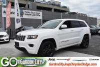 Certified Used 2015 Jeep Grand Cherokee Altitude 4WD Altitude For Sale | Hempstead, Long Island, NY