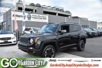 Certified Used 2017 Jeep Renegade Trailhawk Trailhawk 4x4 For Sale | Hempstead, Long Island, NY