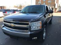 2008 Chevrolet Silverado 1500 4WD LS 4dr Extended Cab 8 ft. LB
