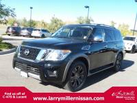 Used 2018 Nissan Armada Platinum SUV for sale near Denver in Highlands Ranch
