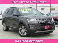 Pre-Owned 2017 Ford Explorer Limited With Navigation