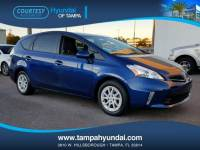 Pre-Owned 2013 Toyota Prius v Three Wagon in Tampa FL