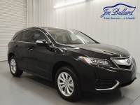 Certified Pre-Owned 2017 Acura RDX Technology Package AWD