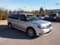 Pre-Owned 2014 Ford Flex SEL AWD All Wheel Drive AWD SEL 4dr Crossover