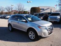 Pre-Owned 2013 Ford Edge SEL Front Wheel Drive SEL 4dr Crossover