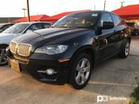 2012 BMW X6 50i w/Premium/Tech/Cold Weather Sports Activity Coupe in San Antonio