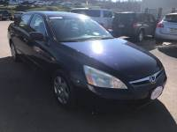 2006 Honda Accord LX 4dr Sedan 5A